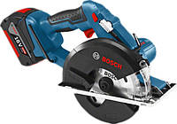Аккумуляторная дисковая пила Bosch GKM 18 V-LI Professional