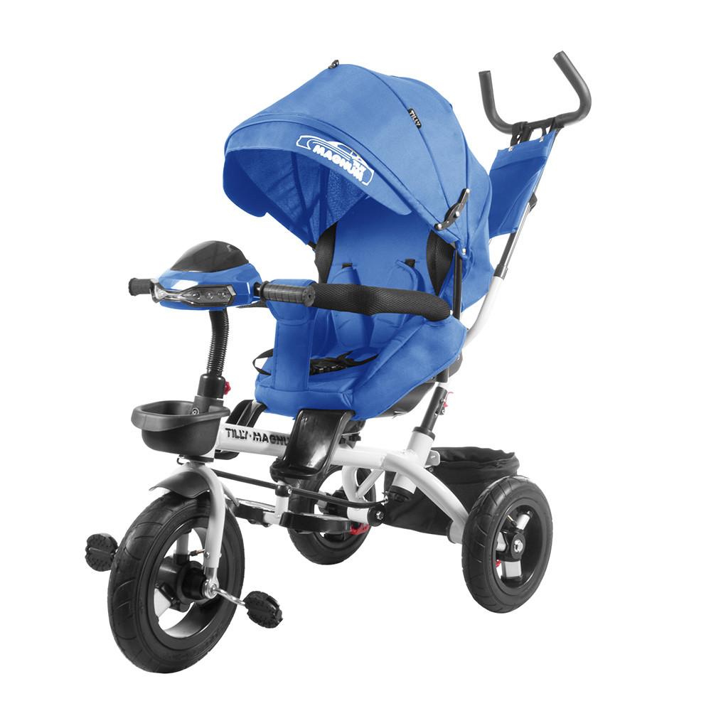 Велосипед трехколесный TILLY MAGNUM T-382 Синій