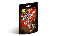 Хрустящие шарики McVities Digestives nibbles Milk Chocolate