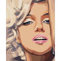 Картина по номерам Идейка - Волнующая откровенность 40x50 см (КНО2666)