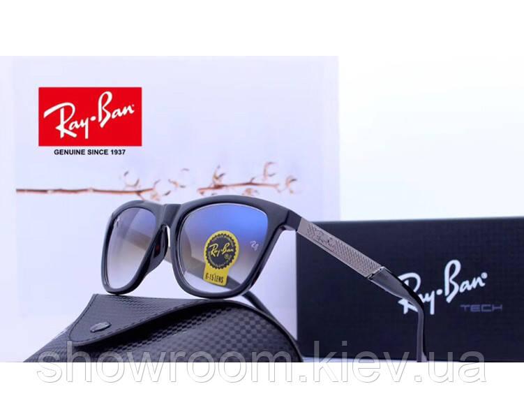 Солнцезащитные женские очки в стиле RAY BAN (4258)