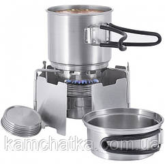 Спиртовая горелка Tatonka Alcohol Burner Set (TAT 4133.000)