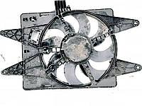 Вентилятор охлаждения радиатора Fiat Doblo 1.9D 00-05 51738720 832700200