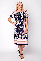 Платье женское легкое в 2х цветах АР Лидия