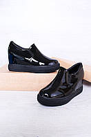 Туфли женские черные L&L А86-3