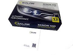 Комплект ламп ксенона Н4 4300K 85V 35W P43t-38 KET SOLAR Bi-Xenon
