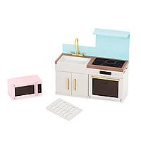 Игровой набор для куклы Lori Современная кухня (LO37043Z)