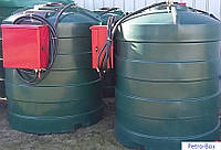 Резервуар Kingspan (Великобритания)2500л с Заправочным модулем для перекачки дизтоплива