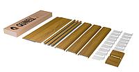 Откосная система Qunell золотой дуб К400 1.8-1.8 (откосы Кюнель), фото 1