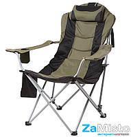 Кресло «Директор»,  Ø 19 мм (зеленый)