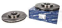 Диск тормозной (передний) Iveco Daily IV 06- (290x28)