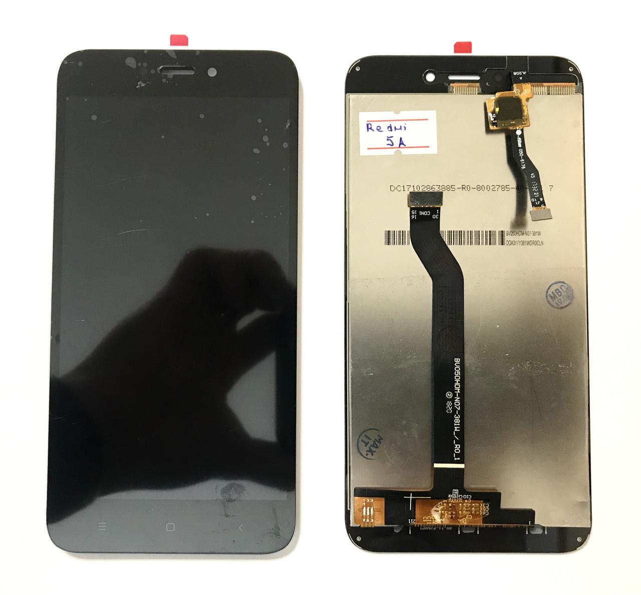 Модуль Xiaomi Redmi 5A  Дисплей + сенсор