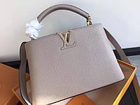 Женская сумка Louis Vuitton Capucines, фото 1