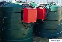 Резервуар Kingspan (Великобритания)  3500л с Заправочным модулем для перекачки дизтоплива