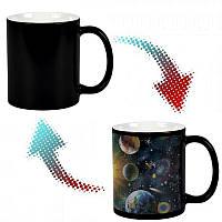 Чашка хамелеон Вселенная