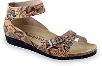 Сандалии ортопедические женские Nicole, цвет леопардовый, размер 36, фото 1