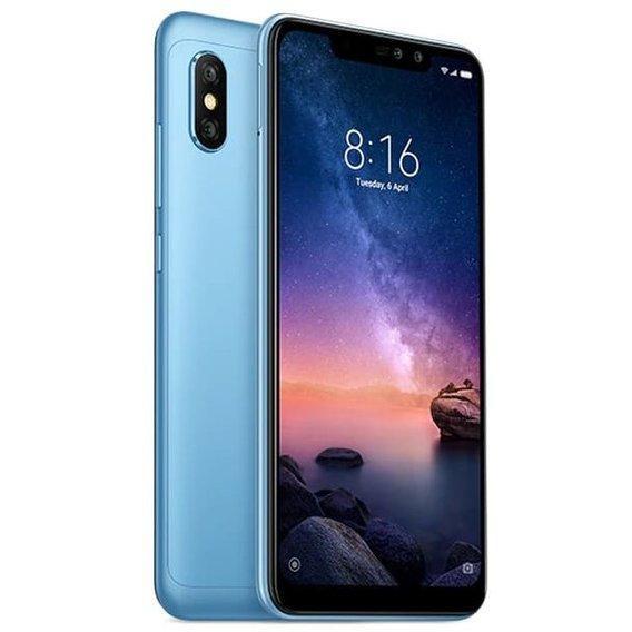 Xiaomi Redmi Note 6 Pro 4/64GB  Blue (Global)