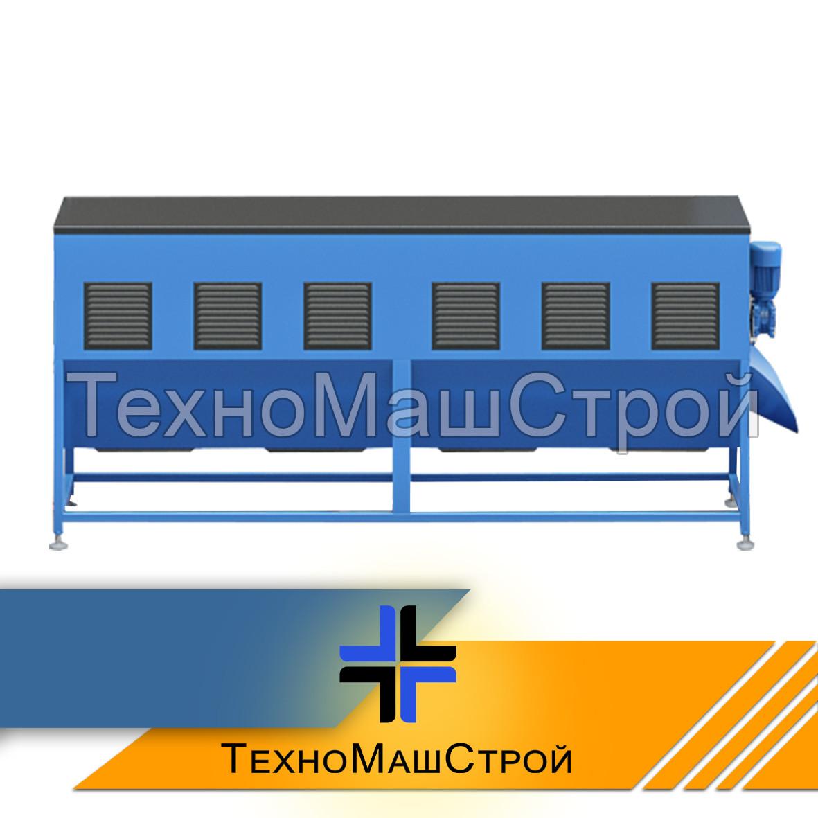 Барабан калибратор-охладитель БКО-200