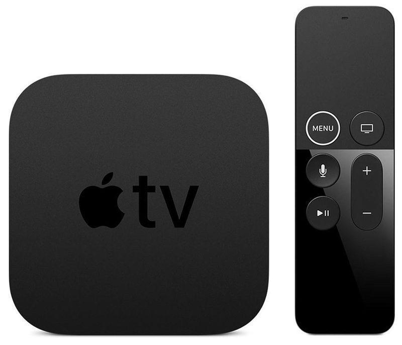 Беспроводная приставка Apple TV 4K (v5) 32GB