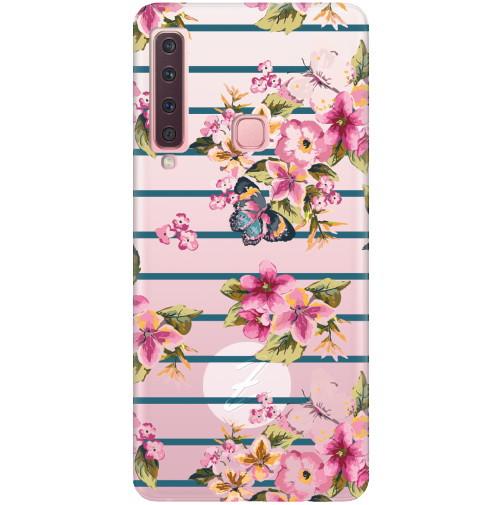 Чехол для Samsung Galaxy A9 2018 Deleite Florales