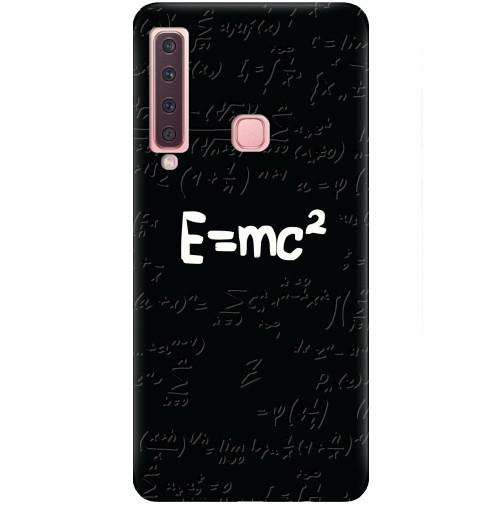 Чехол для Samsung Galaxy A9 2018 Einstein