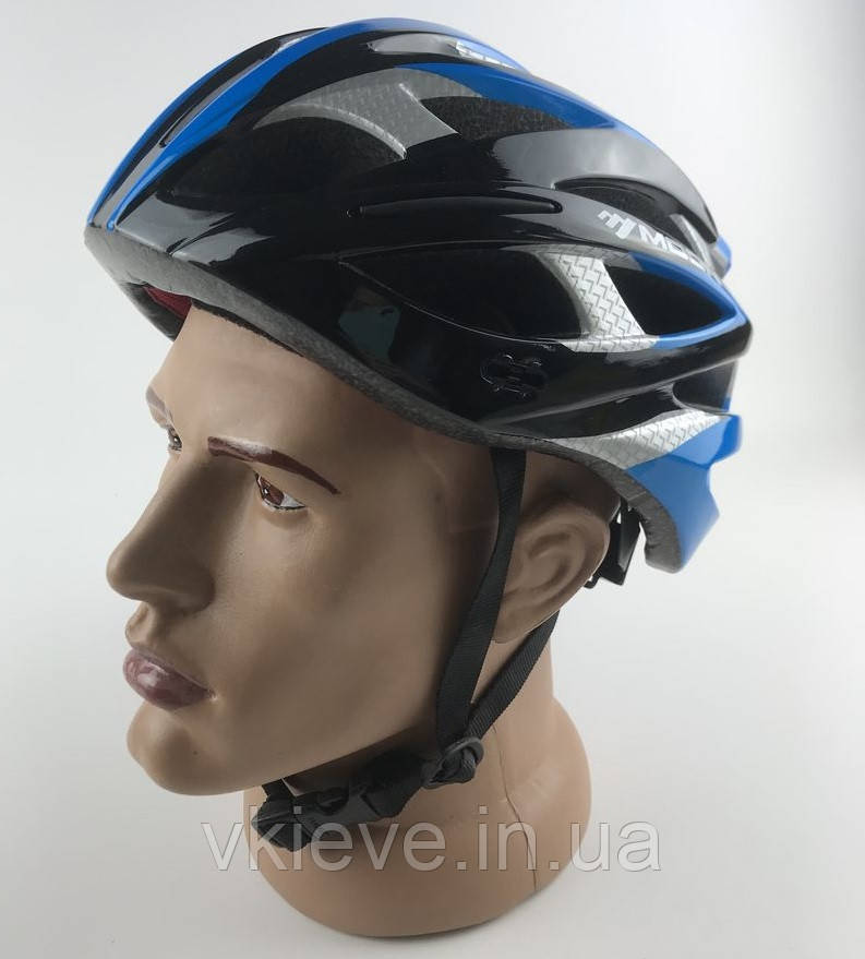 Шлем велосипедный унисекс.