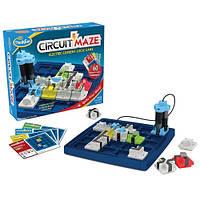 Игра-головоломка Circuit Maze (Электронный лабиринт) ThinkFun 1008-WLD, фото 1