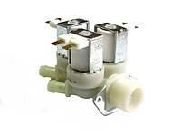 Клапан залива воды для стиральных машин 3Х180 универсальный