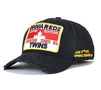 Бейсболки от торговой марки DSQUARED2 Новые качественные Размер регулируется сзади Низкая цена Код: КГ7838