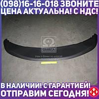 ⭐⭐⭐⭐⭐ Спойлер бампера передний  VW POLO 6 05- (пр-во TEMPEST)