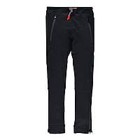 Спортивні штани для хлопчика MEK (р. 140-170) 191MHBM010-290 чорні