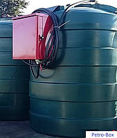 Резервуар Kingspan (Великобритания)  5000л с Заправочным модулем для перекачки дизтоплива