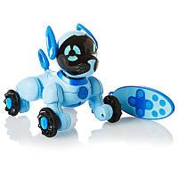 Інтерактивний робот-щеня Chippies WowWee блакитний (W2804/3818)