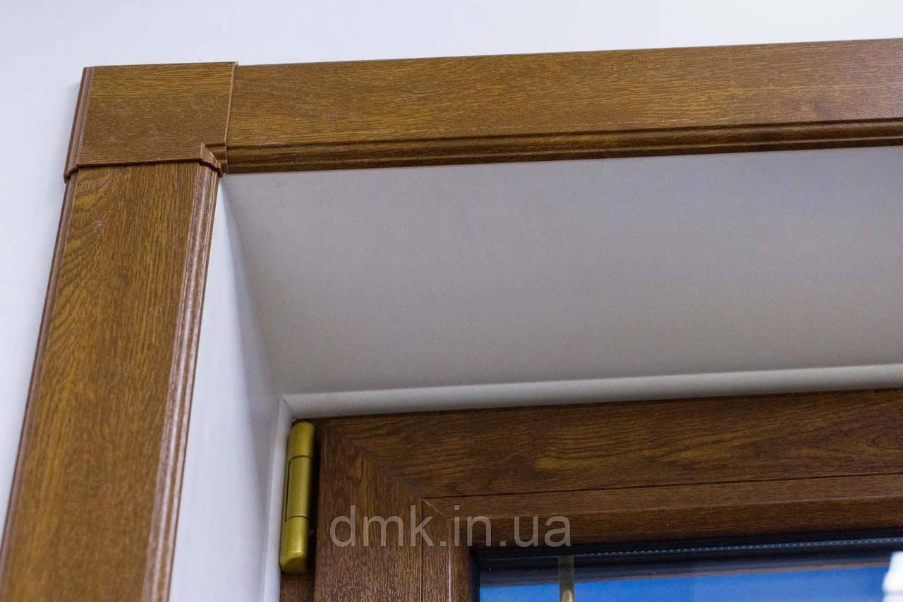 Откосная система Qunell комби К100 2.5-2.5 (откосы Кюнель)