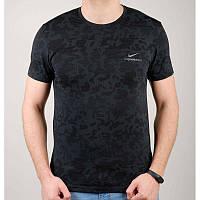 Футболка чоловіча Nike 5066 Чорна