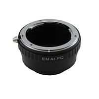 Адаптер переходник Nikon AI - Pentax Q (PQ) кольцо Ulata