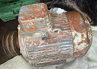 Электродвигатель електродвигун общепромышленный 4АМ 100 S4 3 кВт 1500 об/мин.