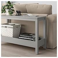 IKEA HAVSTA Скамейка, серый  (604.225.49)