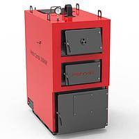 Котел твердопаливний сталевий РЕТРА-4МCombi-25 кВт(ручне завантаження), фото 1