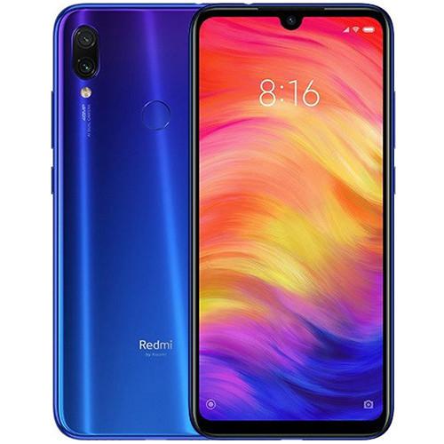 Смартфон Xiaomi Redmi Note 7 4/128Gb Neptune Blue Global version (EU) 12 мес