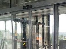 Автоматические раздвижные двери Tormax, Сеть продуктовых магазинов АТБ 27.07.2018 (пгт Новоалександровка) 1