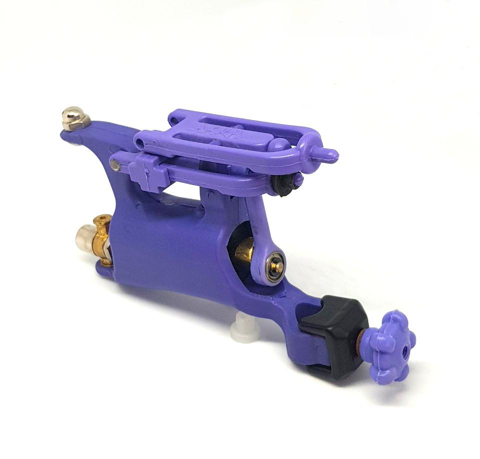 Роторная тату машинка Whip rotary machine (пурпурный)