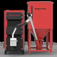 """Котел твердопаливний сталевий автоматизований """"Ретра-5М Комфорт"""", 32 кВт, фото 1"""