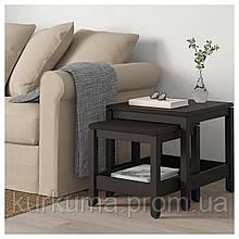 IKEA HAVSTA Стол 2 шт., темно-коричневый  (604.041.97)