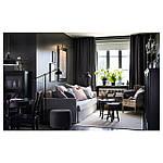 IKEA KRAGSTA Стол 2 шт., черный  (002.998.25), фото 5