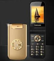 Телефон раскладушка Tkexun G3    2 сим,2,6 дюйма,2500 мА\ч.