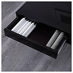 IKEA TOFTERYD Стол, глянцевый черный  (401.974.86), фото 3