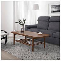 IKEA LISTERBY Стол, коричневый  (004.090.51)