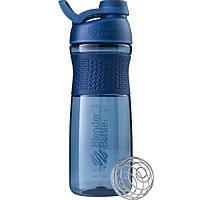 Бутылка-шейкер спортивная BlenderBottle SportMixer Twist 820ml Navy R144925