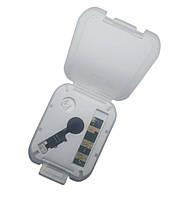 Шлейф iPhone 7 / iPhone 7 Plus / iPhone 8 / iPhone 8 Plus кнопка Home Black (Bluetooth)